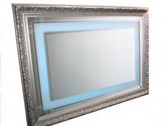 Ornamental LED Mirror Picture Frame 1050 x 750