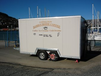 Food Trailer - Caravan