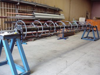 Mandrel Design and Manufacture