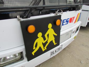 Bus Safety Lighting and Signage
