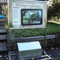 Botanic Gardens Display Stands