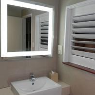 800 x 800 LED Mirror Novotel Barrossa Valley